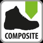 Bezpečnostní tužinka pro ochranu prstů COMPOSITE